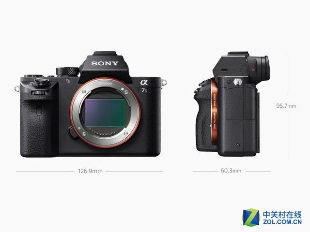 内录4K+40万ISO 索尼发布A7S II无反相机