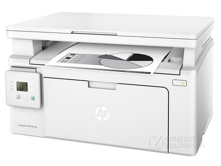 轻松操作  HP M132a多功能一体机售980元