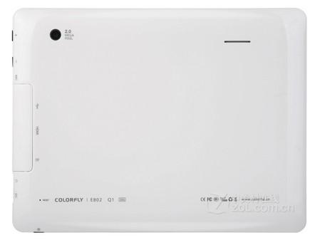 开学特惠平板 Colorfly E802 Q1仅499元