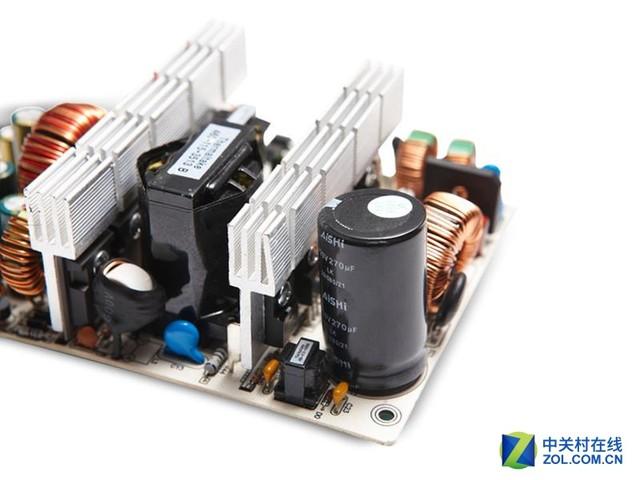 电源滤波强悍 是稳定的又一有力保障